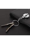 Schlüsselanhänger aus Metall Engel | A..
