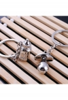Schlüsselanhänger Metall | Baby